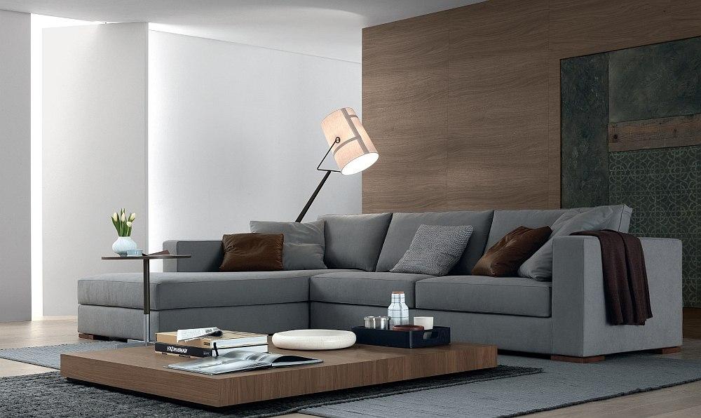 corner sofa cover design small sofas for rooms australia trendy coffee table ideas the modern minimalist