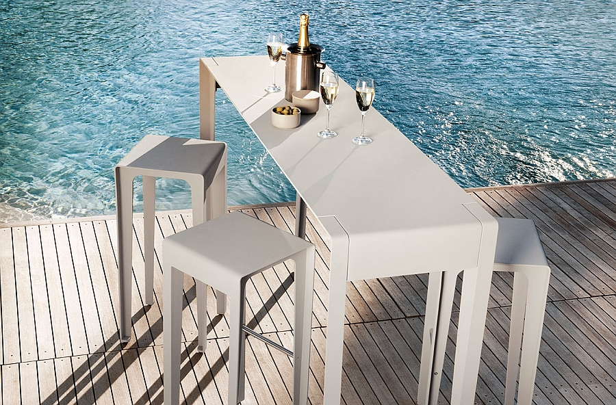 6 Outdoor Furniture Ideas With Minimal Style