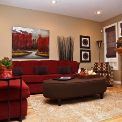 Decorating Ideas Living Room Black Leather Couch Swivel Armchair For Red Rooms Design Ideas, Decorations, Photos