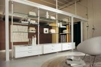 Stunning Minimalist Living Room Wall Unit Systems, Italian ...