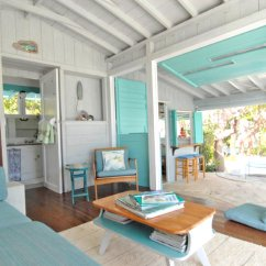 Island Inspired Living Room Furniture L Shaped Sofa In Small How To Bring Caribbean Style Home View Gallery Bahamanian With Touches Of Aqua