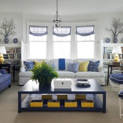 Grey Blue And Yellow Living Room Ideas Sets Ashley Furniture Interiors Rooms Bedrooms Kitchens View In Gallery Bright Cheerful Idea Design Tom Stringer Partners
