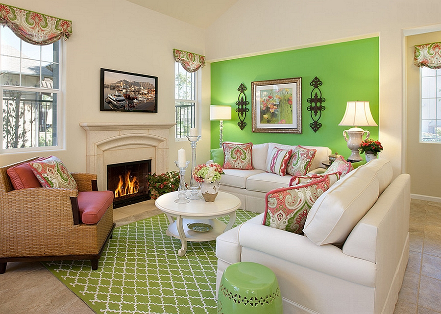 brown and green color scheme for living room modern european style furniture 25 rooms ideas to match elegant use of in the design borden interiors associates