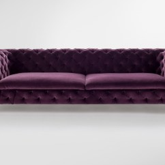 Purple Chaise Lounge Chair White Dining Covers Canada Windsor: Opulent Bespoke Seating With Timeless Italian Panache!
