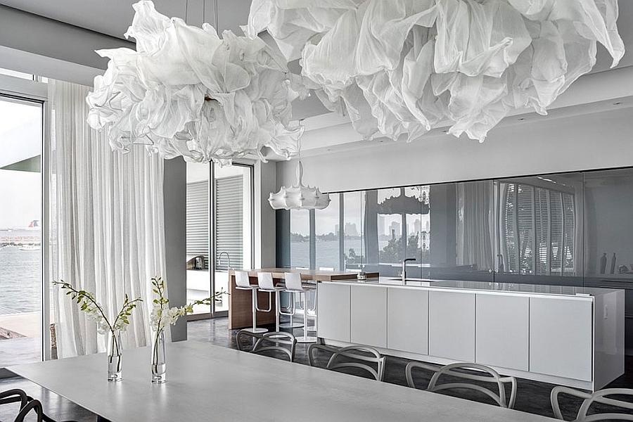 Lavish Contemporary Miami Residence with a Coastal Flavor