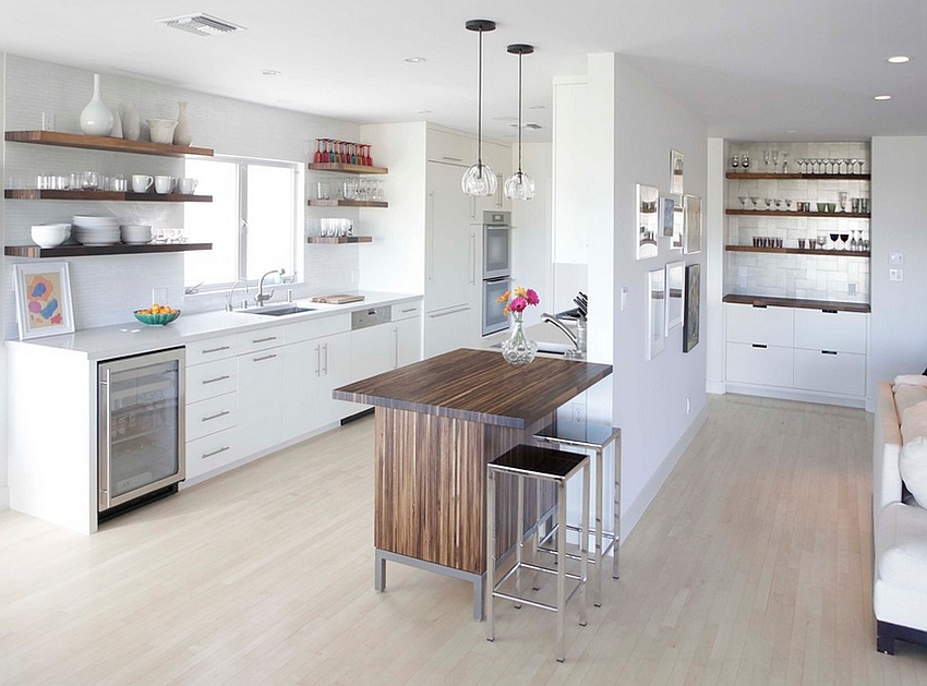 24 Tiny Island Ideas For The Smart Modern Kitchen