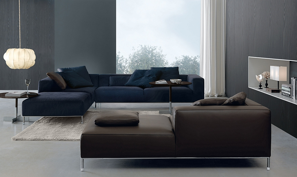 minimal sofa design apartment bed charcoal 5 comfy contemporary sofas offer versatile seating solutions view in gallery modern and frame of the martin couch