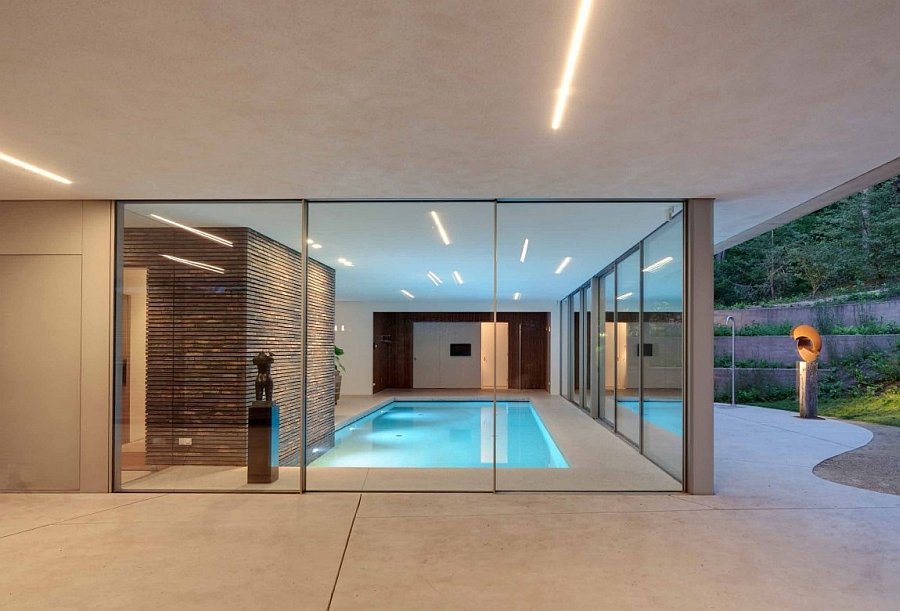 Dynamic IndoorOutdoor Interplay Defines This Stunning