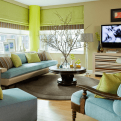 Small Living Room Ideas Blue Candle Wall Sconces For 25 Green Rooms And To Match In Design Willey Llc