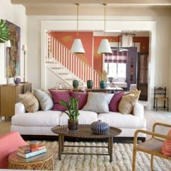 Tropical Living Room Design Ideas Color 2018 How To Bring Caribbean Style Home View In Gallery Vibrant Colors A Modern