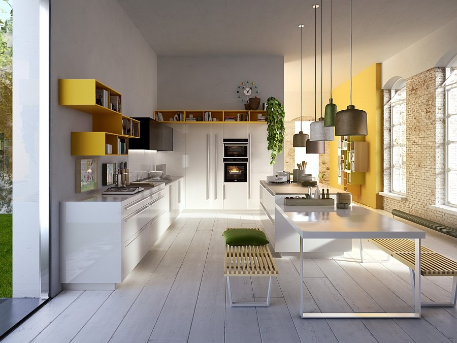 Code Posh Kitchen Blends Trendy Aesthetics With Practicality