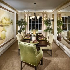 Green Dining Room Chairs Director Chair Covers World Market How To Use Create A Fabulous View In Gallery Of The Elegant Design Lita Dirks Co