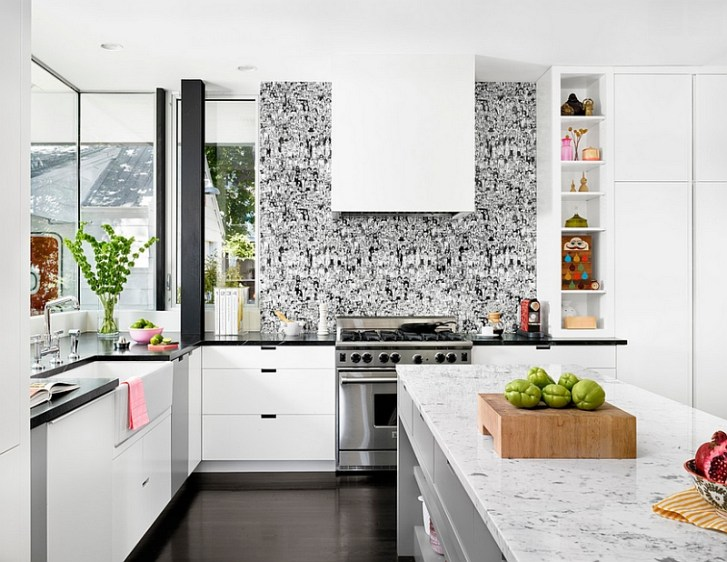 Colorful Affairs Creative Ideas Your Kitchen