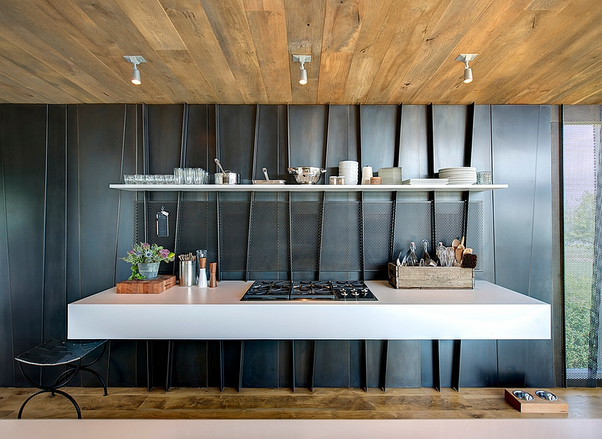 10 Amazing Kitchen Islands and Counters That Steal the Show