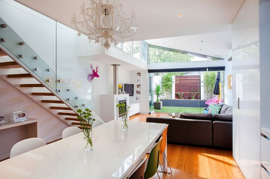 living room extension pictures how to decorate your small apartment traditional victorian home transformed with a glassy modern view in gallery smart kitchen dining area and of the