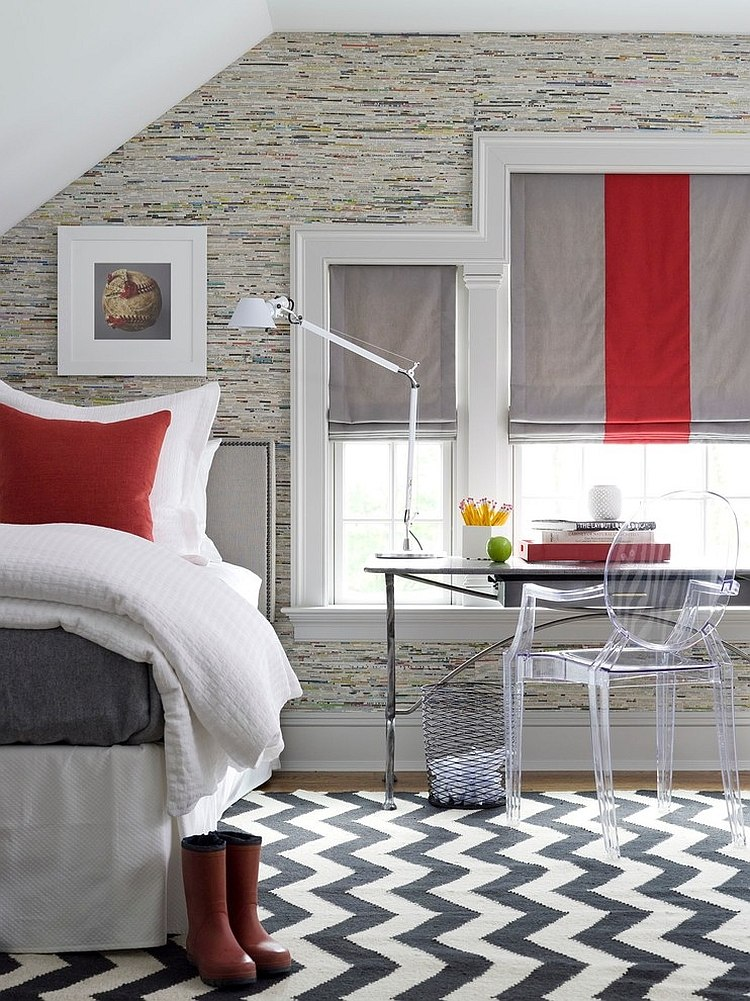 Red And Gray Bedroom Decor Novocom Top