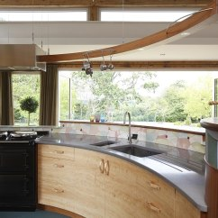 Space Saving Kitchen Keen Shoes Ingenious Hand-crafted Kitchens From Johnny Grey