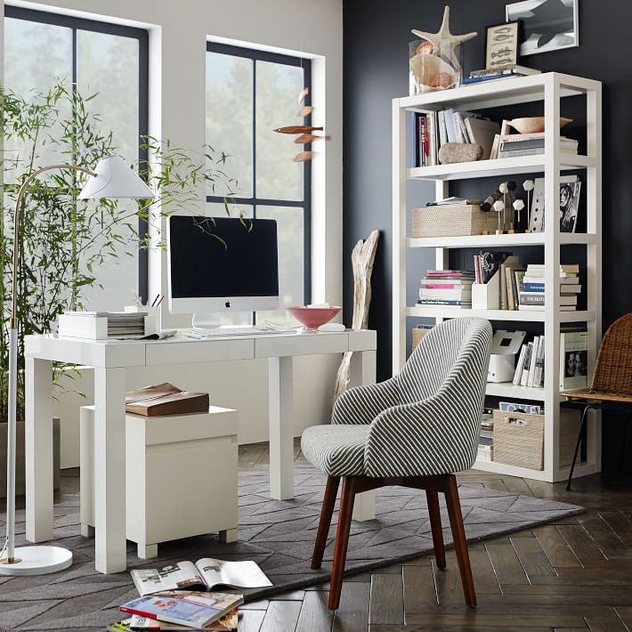 saddle office chair west elm balloon back 8 chic chairs that will sweep you off your seat view in gallery from