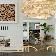 Living Room Firewood Holder Small Colour Ideas 2018 The Artful Woodpile 30 Fabulous Storage View In Gallery Smart Space Becomes An Artistic Addition This Dining Design Jessica