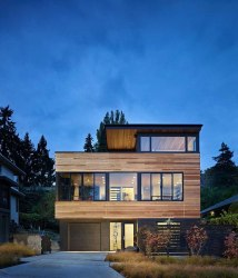 Contemporary Modern Houses Seattle
