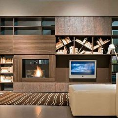 Bookshelf In Living Room Fan 15 Modular Bookcase Compositions That Offer Design Flexibility View Gallery A Touch Of Wooden Charm For The