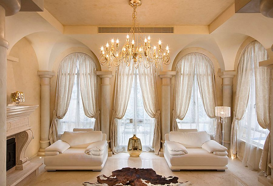 curtains for small living room ideas to decor how pick the right window your home view in gallery delicate drapes seem perfect mediterranean photography elad gonen