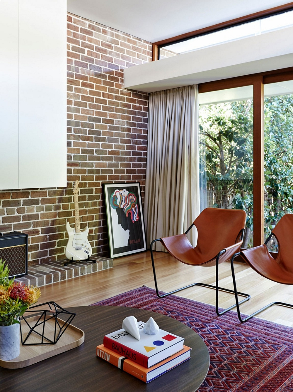 Neutral Bay House in Sydney with Midcentury Modern Flair