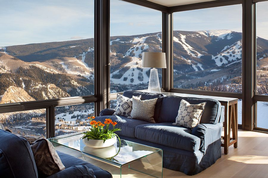 Colorado Vacation Home by Morgante Wilson Architects