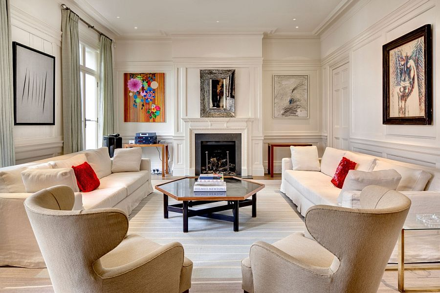 leather chairs of bath london world market adirondack reviews classic georgian house revamp in by dos architects