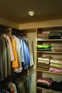 Wireless Lights for Closets - Bing images