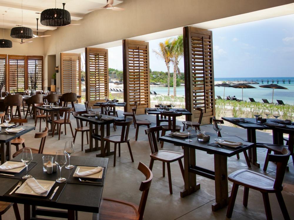 Cancuns Nizuc Resort and Spa A Design Adventure in