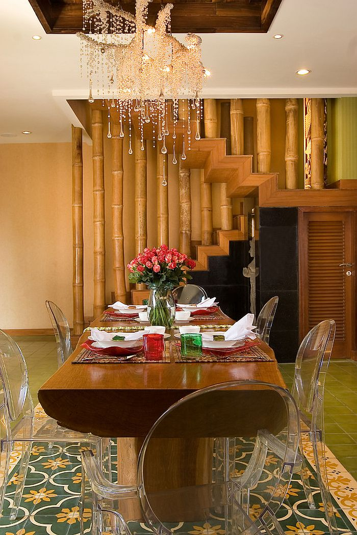 Bamboo Dining Room Furniture