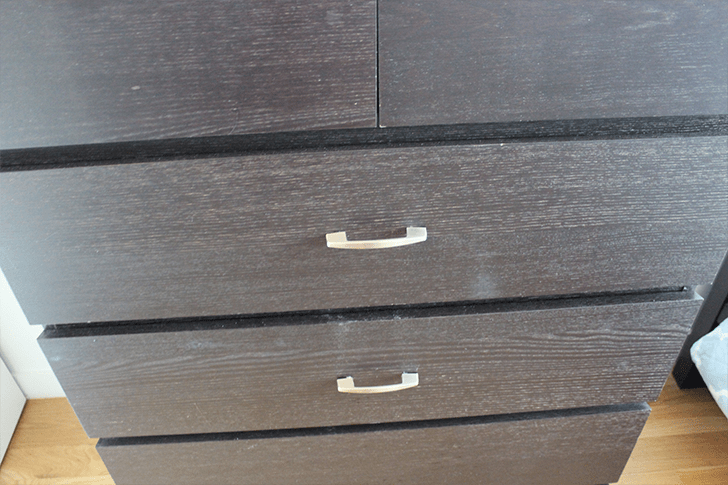 DIY How to Install Handles on Drawers or Cabinets