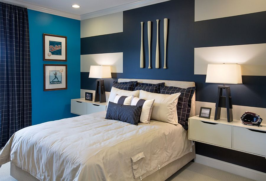 20 trendy bedrooms with