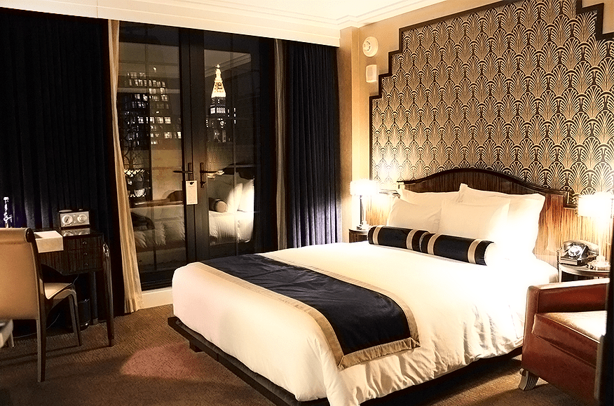 The Jade Hotels Glamorous Art Deco Touches Transport