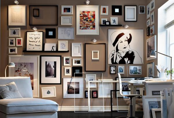 Smart And Creative Big Blank Wall Solutions