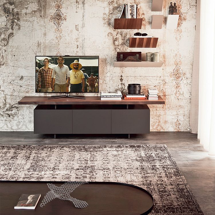 ideas how to decorate living room theaters trendy tv units for the space-conscious modern home