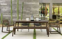 outdoor dining spaces double