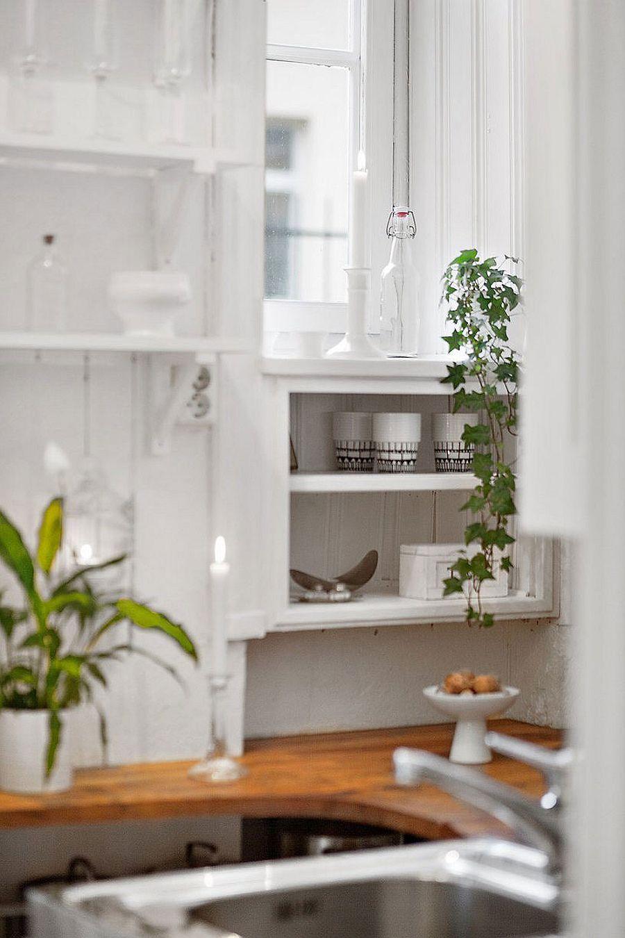modern kitchen backsplash pet friendly hotels with kitchens 20 sqm apartment in stockholm scandinavian design