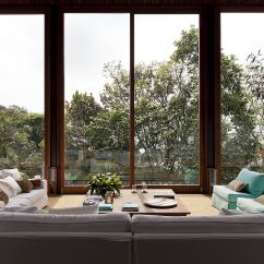 Kitchen Window Shutters New Ideas Sao Paulo Home With Ocean And Forest Views By Jacobsen ...