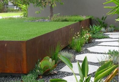 Garden Landscaping Ideas For Borders And Edges Decoist