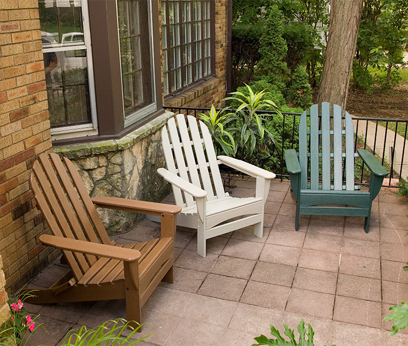 ideas for painting adirondack chairs menards folding 8 eco-chic made from recycled materials