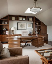 Trendy Ideas Home Office With Skylights