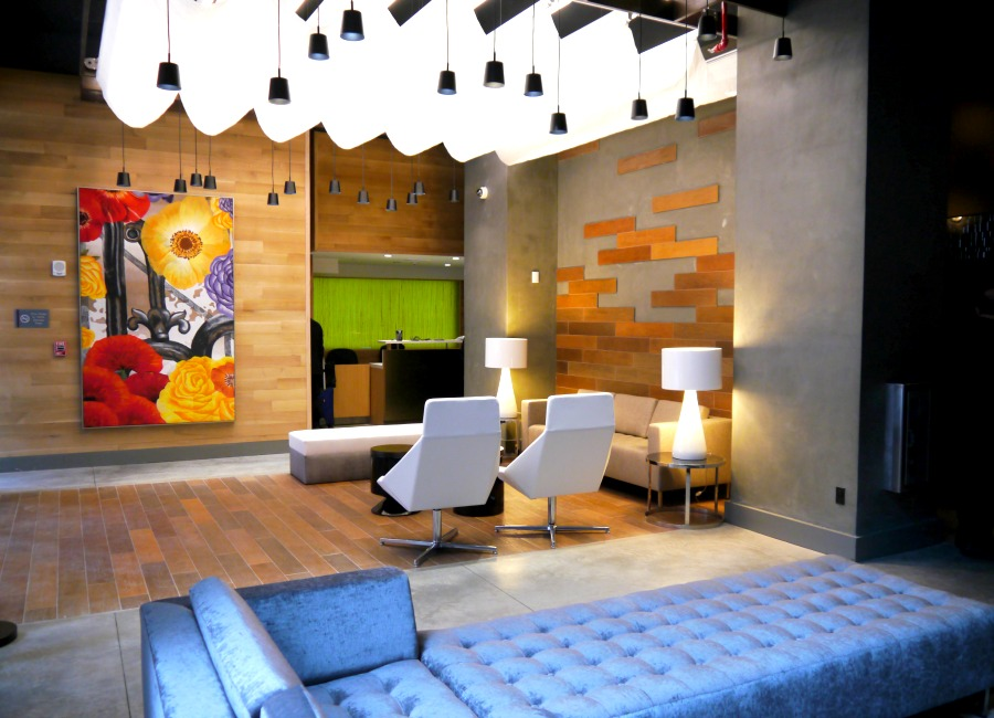 NYCs BrandNew Cambria Hotel is a Modern Floral Delight