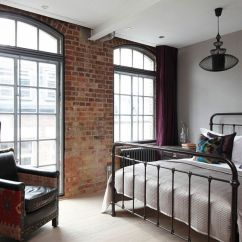 Kitchen Makeover Ideas Track Lighting For Industrial London Loft Apartment By Olivier Burns