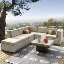 Outdoor Rugs Bring Summer Style Home