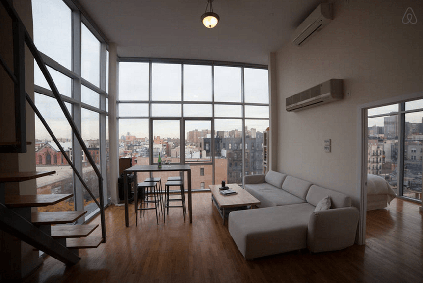 8 Swanky Airbnb Penthouses You Can Rent For The Night In New