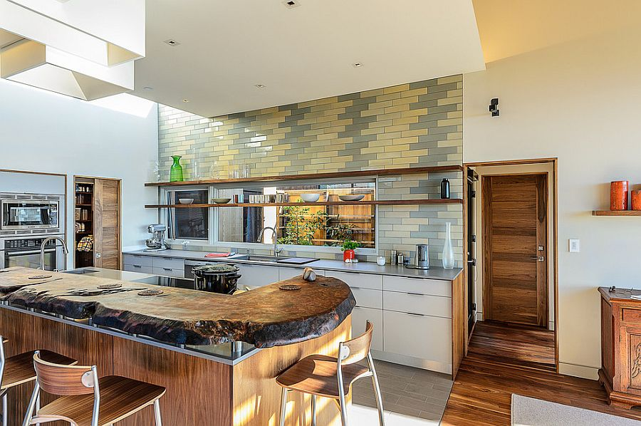 11 Trendy Ideas That Bring Gray And Yellow To The Kitchen