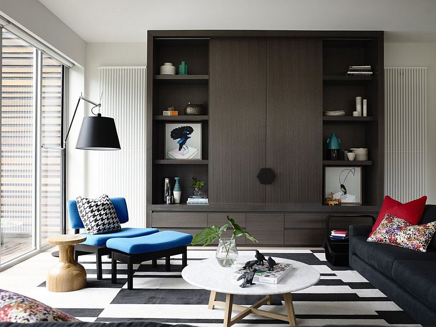 bedroom chair melbourne knoll chadwick review spanish mission home with modern extension by mim design