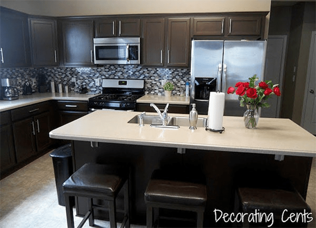 kitchen cabinet makeover kit ready to assemble cabinets 8 low-cost diy ways give your a